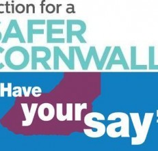 Safer Cornwall Have your say