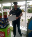 st austell coop police