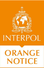 Interpol orange
