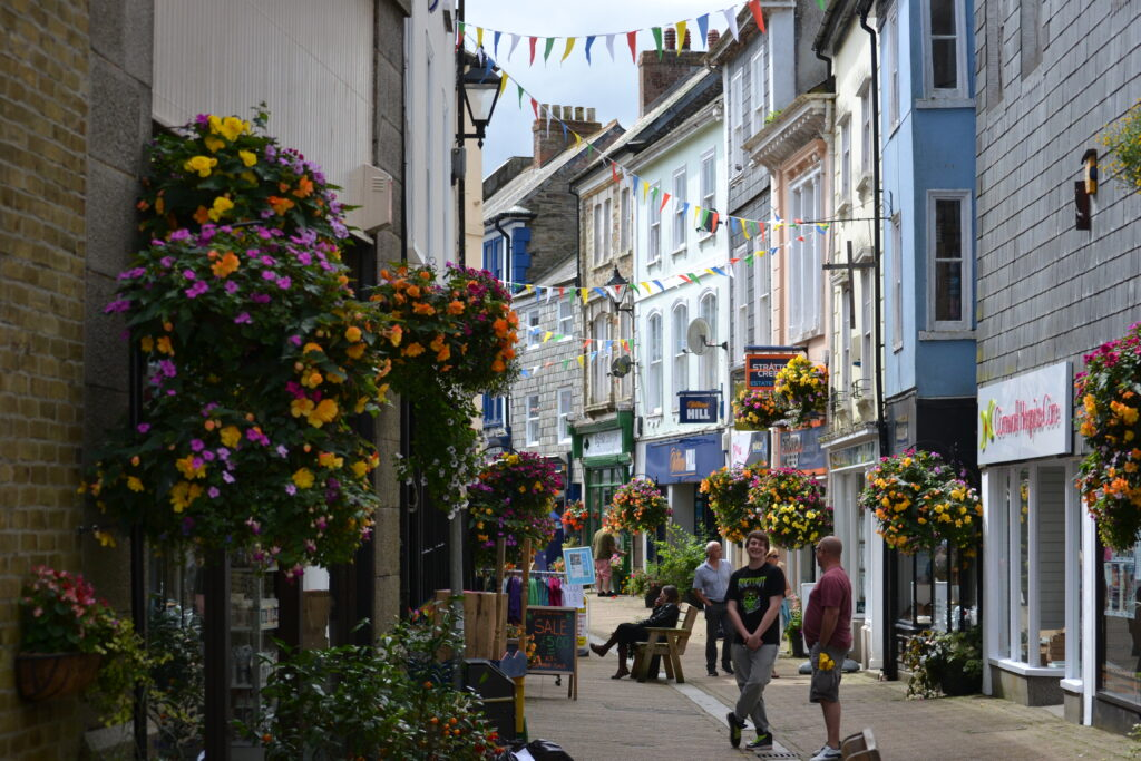 Photo: Liskeard in Bloom